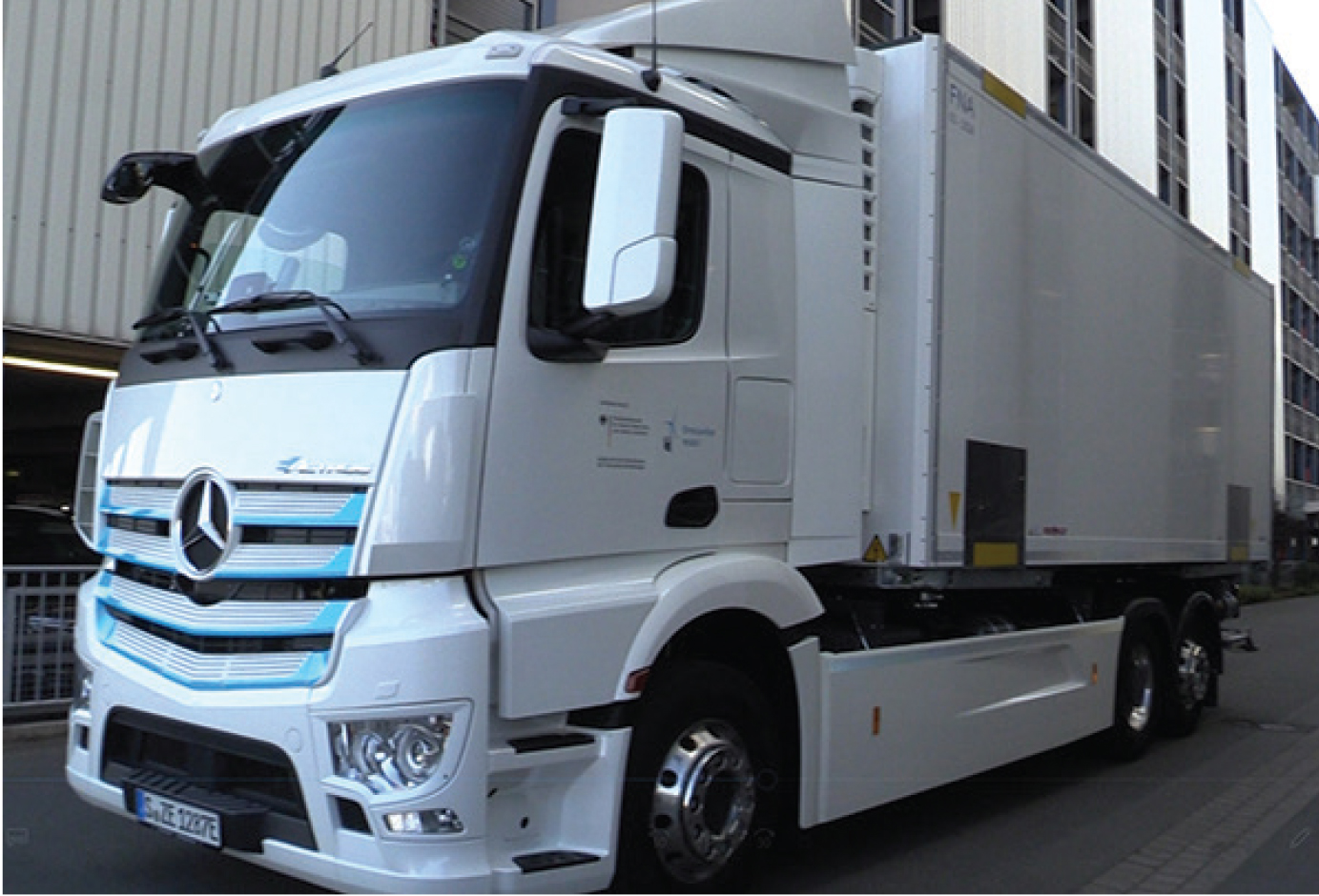 Highlights from IAA Commercial Vehicles 2018 international