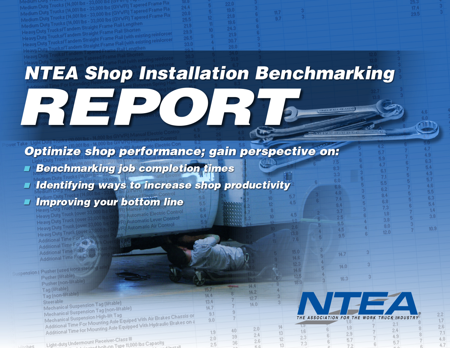 Shop Installation Benchmarking Report