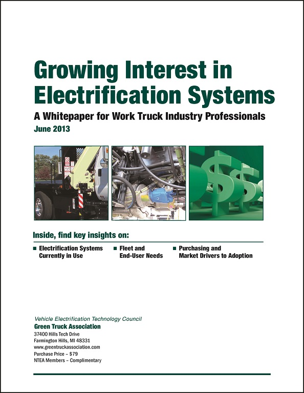 Growing Interest in Electrification Systems Whitepaper