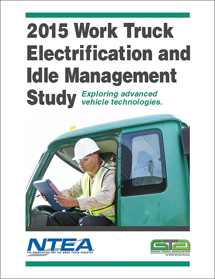 2015 Work Truck Electrification and Idle Management Study