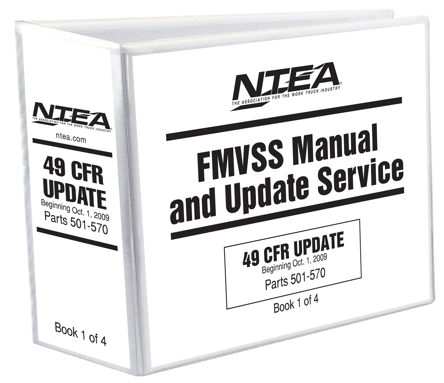 FMVSS Manual and Update Service