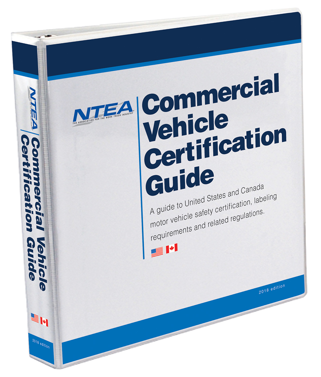 Commercial Vehicle Certification Guide