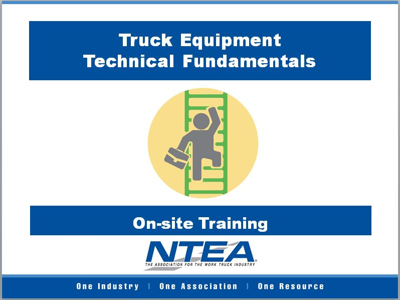 Truck Equipment Technical Fundamentals Course