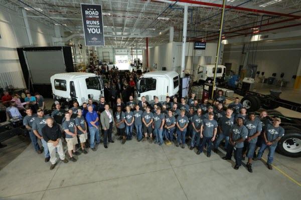 Spartan Motors opens new plant in Charlotte, Michigan