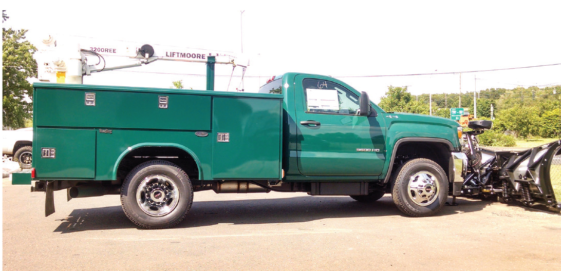 Utility Body Accessories : Hartford truck equipment — preserving a standard of excellence